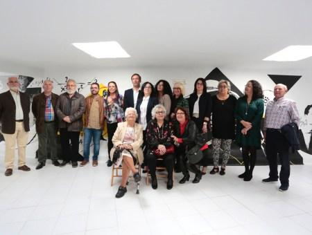 La Casa de los Volcanes acoge una exposición permanente sobre Jesús Soto