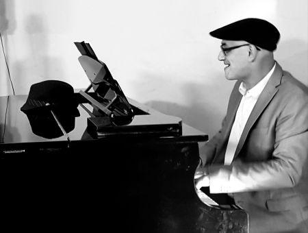 Augusto Báez trae lo mejor de su jazz al Auditorio de la Cueva de los Verdes.