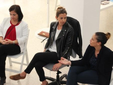 Las mujeres de los CACT Lanzarote reflexionan  en el día Internacional de la Mujer
