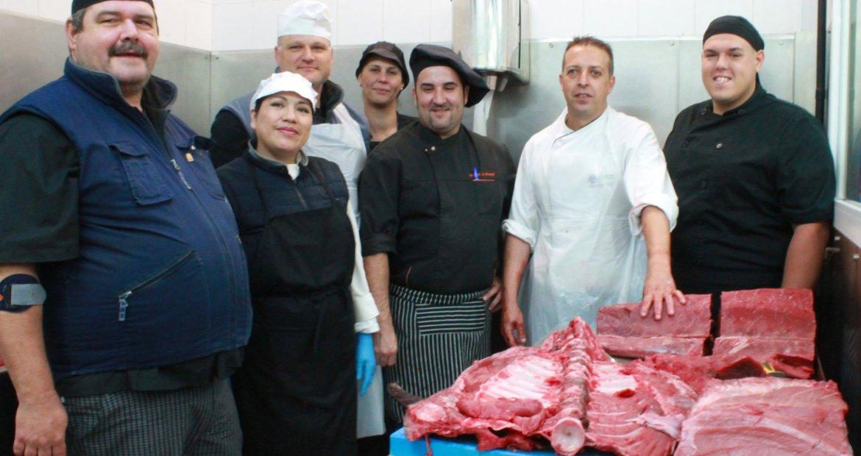 Atún rojo en CACT Lanzarote