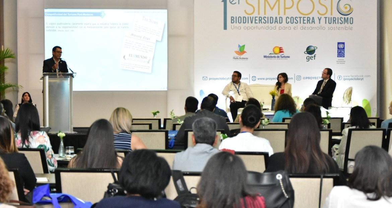 Simposio sobre la Conservación de la Biodiversidad celebrado en Santo Domingo Museo Atlántico