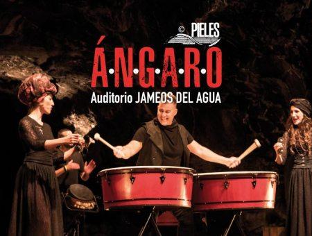 Ángaro,  vuelve al auditorio Jameos del Agua