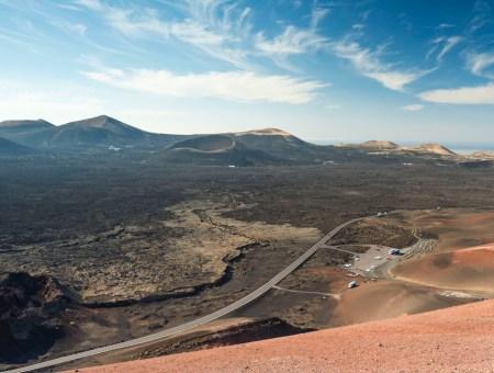 El BOC publica el proyecto de la línea subterránea de acometida eléctrica y telecomunicaciones en Montañas del Fuego