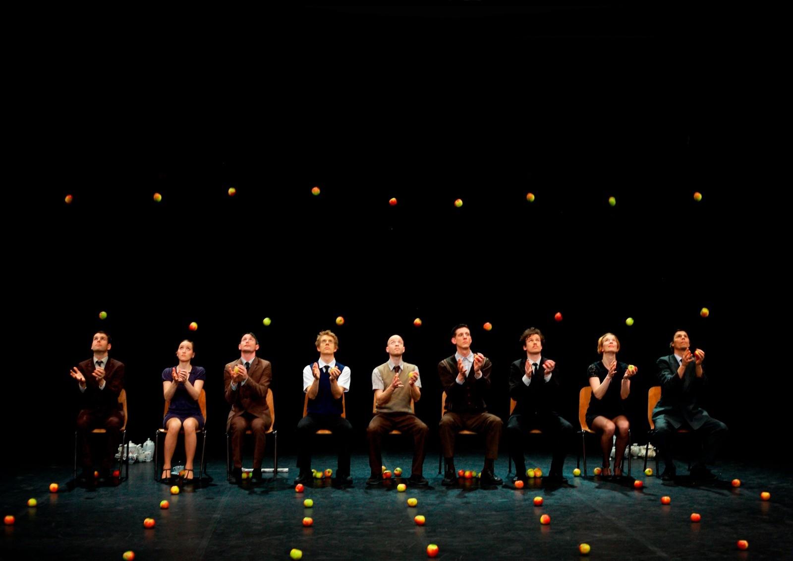 Escena Lanzarote', una cita con las artes escénicas fondo negro