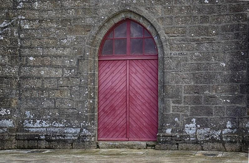 Old style door