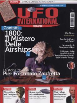 UFO International Magazine -  febbraio - marzo 2014