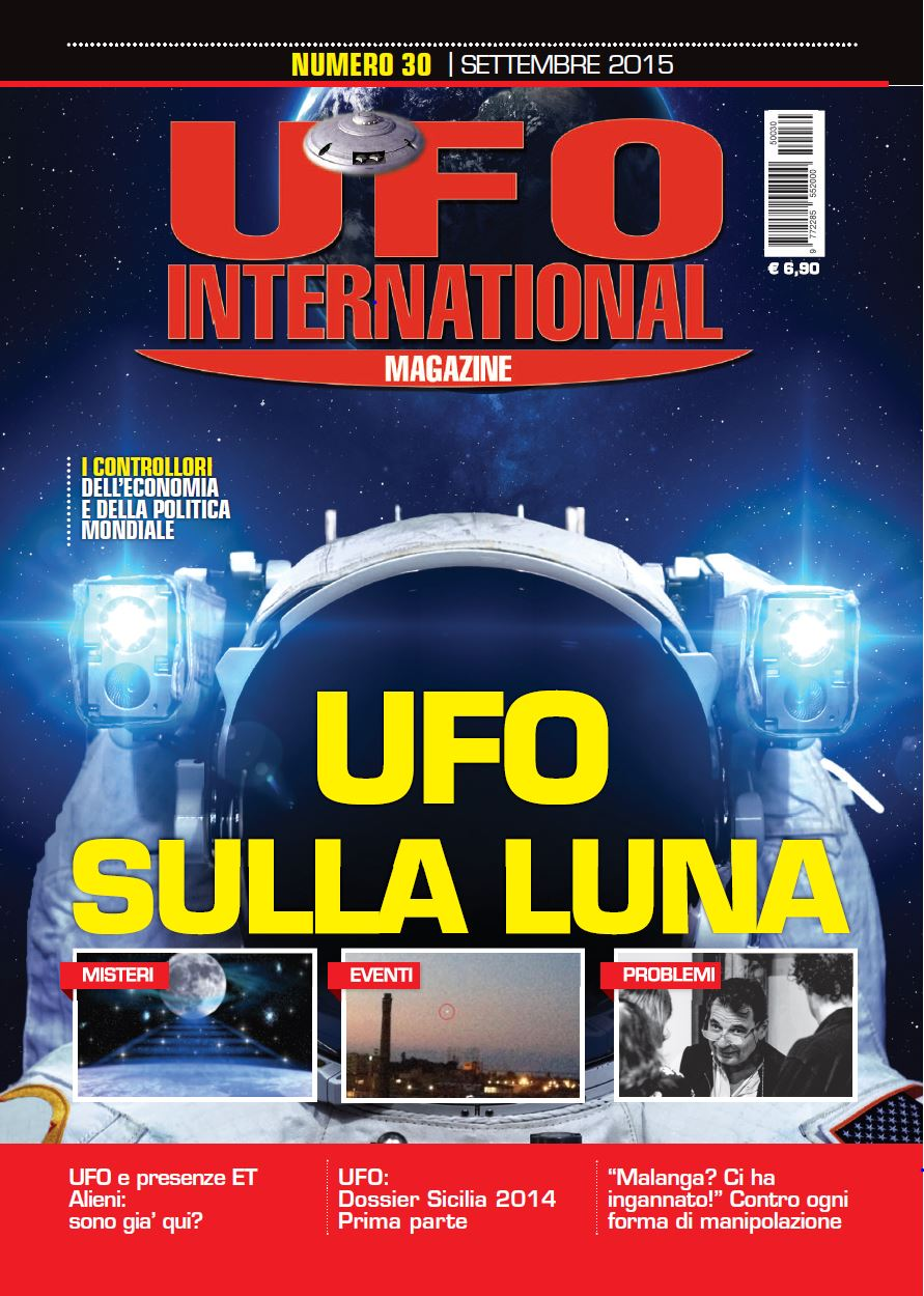 UFO International Magazine – settembre 2015