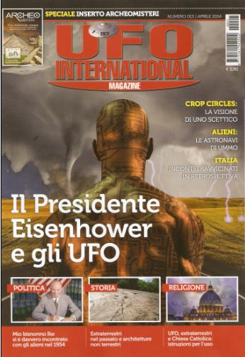 UFO International Magazine – aprile 2014