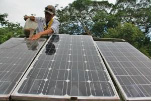 Centro Urku energía solar