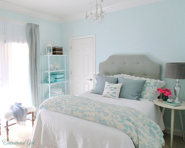 Turquoise Girls Room Project Breakdown  Centsational Style