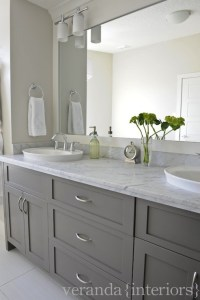 Five Ways to Update a Bathroom | Centsational Style