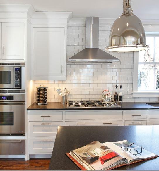 in a kitchen range hoods chimney Kitchen Range Hood Options | Centsational Style