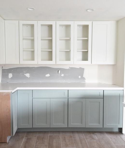 caesarstone countertops in kitchen
