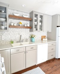 Gray + White Kitchen Remodel - Decor10 Blog