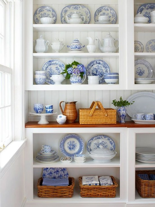 blue and white china bhg