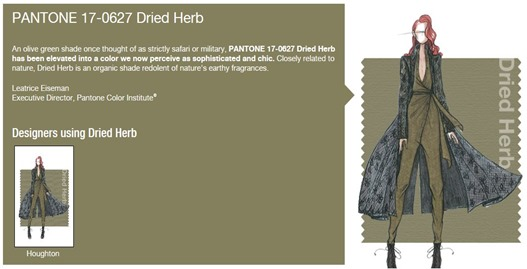 dried herb