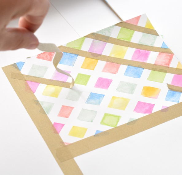 peel back washi tape