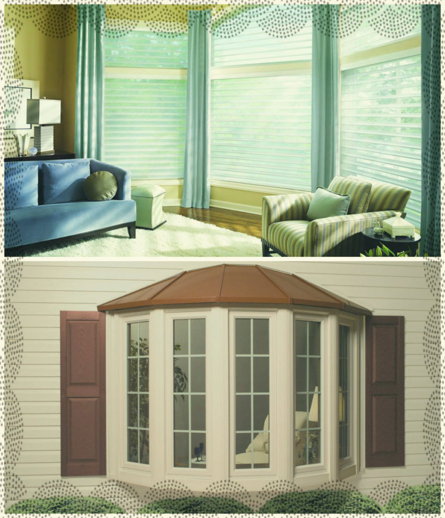 3 window covering ideas to decorate bow