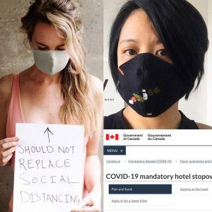Best Masks in Vancouver Hotels