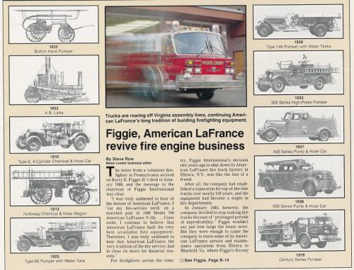 small resolution of nothing can be related regarding american lafrance without first beginning in new york s southern tier the home of american lafrance from 1873 to 1985