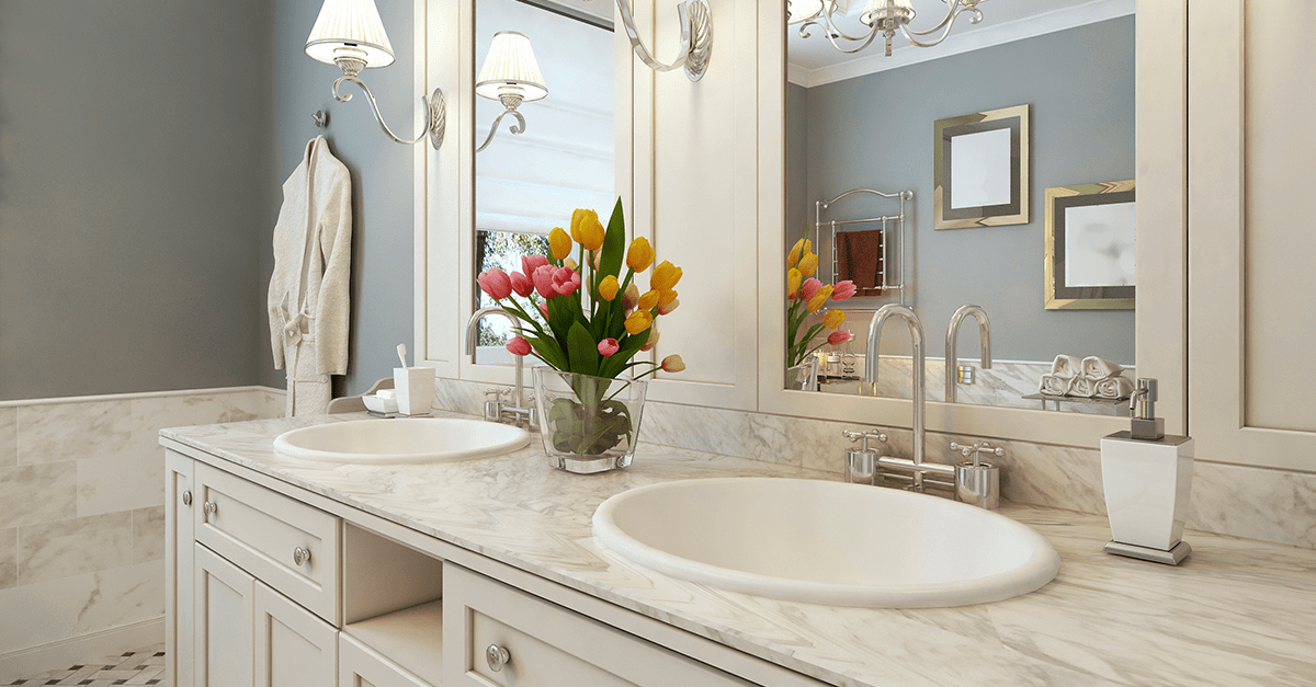 bathroom makeover: 4 tips to spruce it up | century 21� birchwood