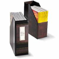 Jumbo Deluxe Magazine File Holder | Magazine Holders ...