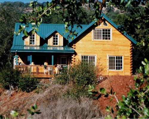 Century Cedar Homes- El Dorado