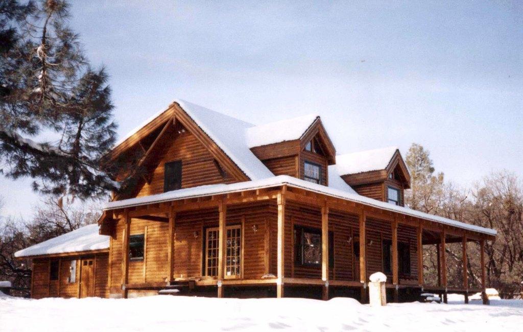 Century Cedar Homes- Posey