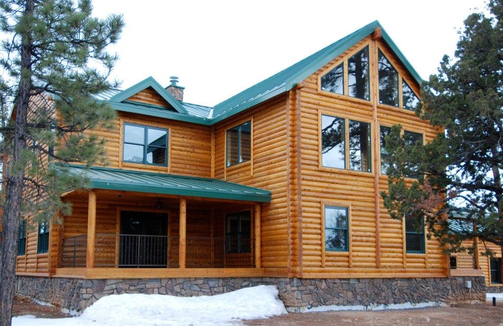 Century Cedar Homes- Tamarron Pines