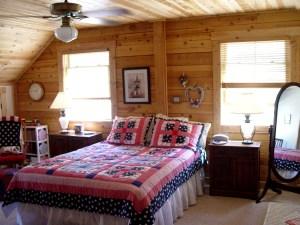 Pine Mountain Bedroom