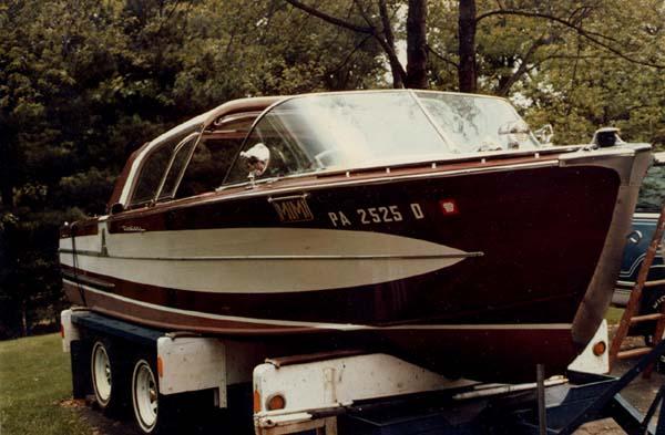 1958 Century Coronado 21