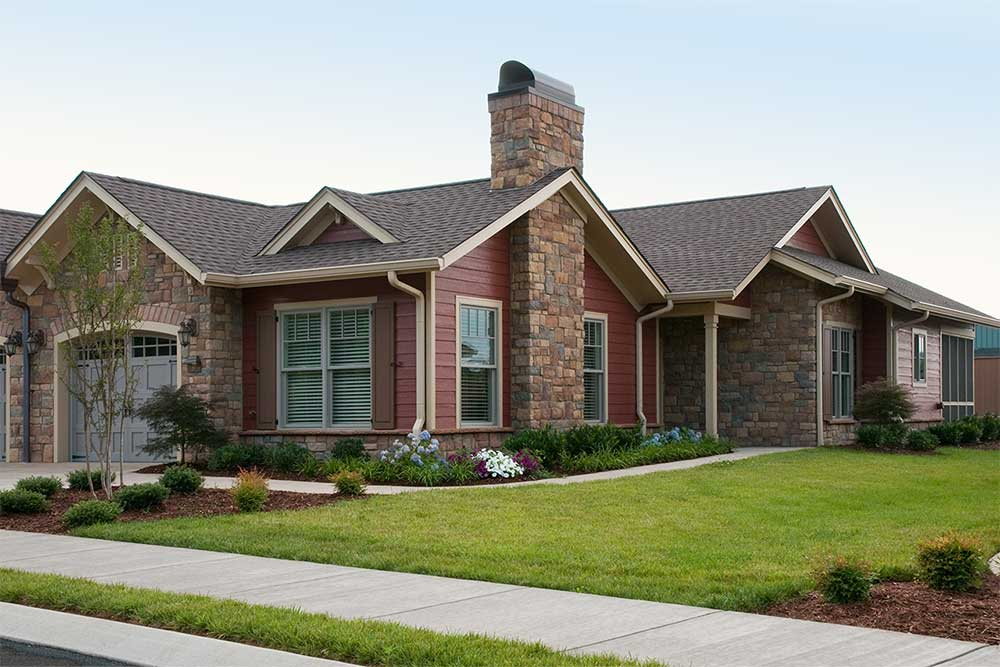 Patio Homes in Cleveland, TN