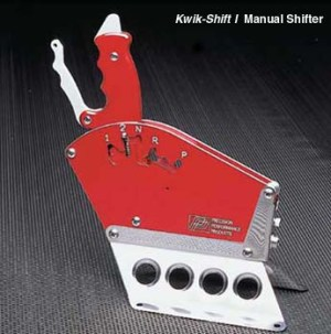 Kwik-Shift I shifter, red