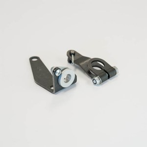 Precision Performance 634 cable bracket and lever kit, Ford C4