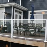 4 Reasons To Add A Privacy Wall To Your Deck Century Aluminum Railings