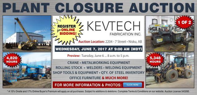Kevtech Fabrication Inc.