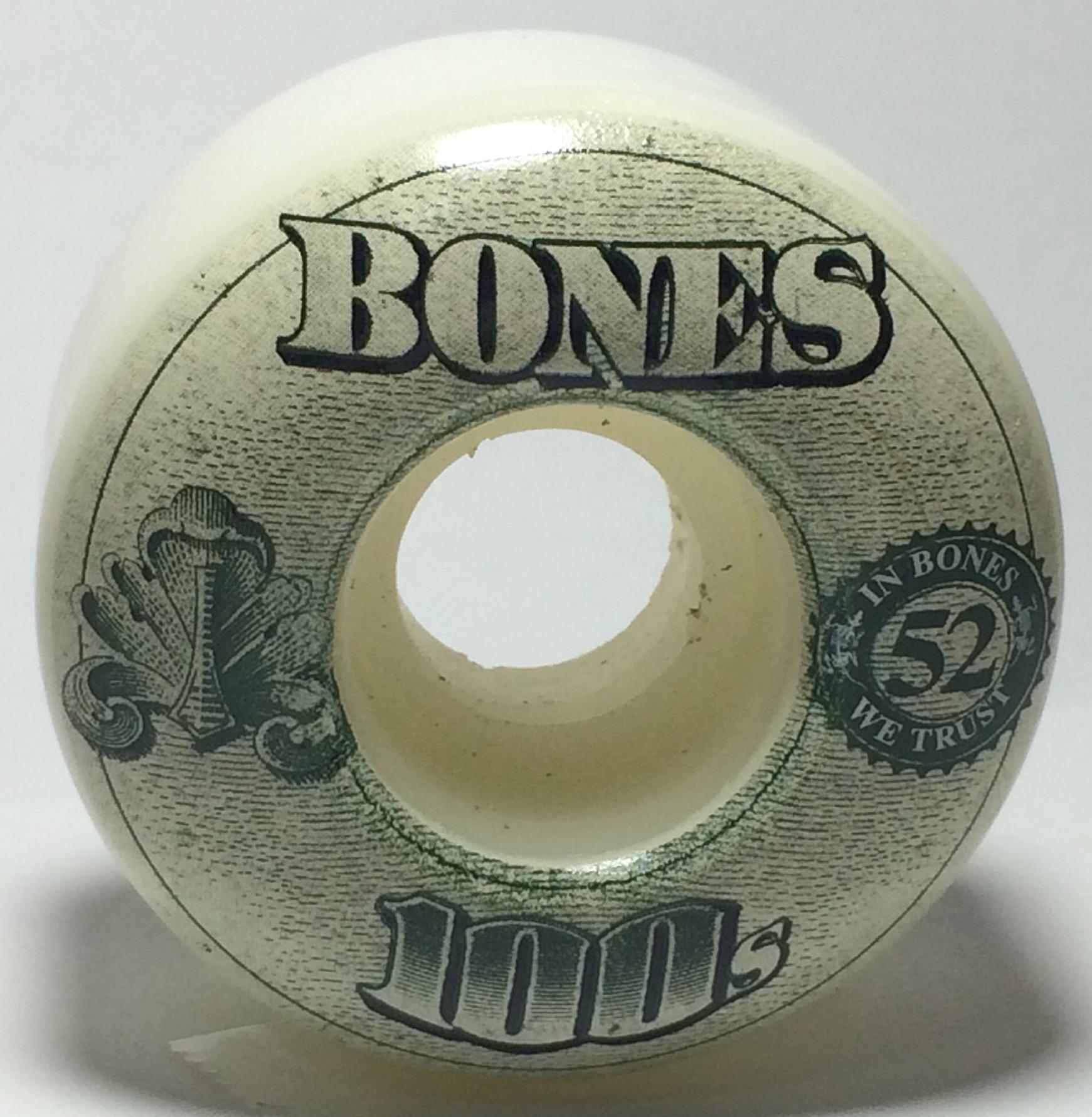 FORMULA V4 WHITE 4PK BONES 100/'s 55MM 100a O.G