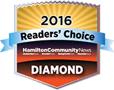 Readers' Choice - Diamond Winner 2016