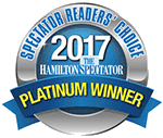Readers' Choice - Platinum Winner 2017