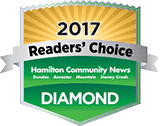 Readers' Choice - Diamond Winner 2017