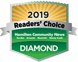 Readers' Choice - Diamond Winner 2019