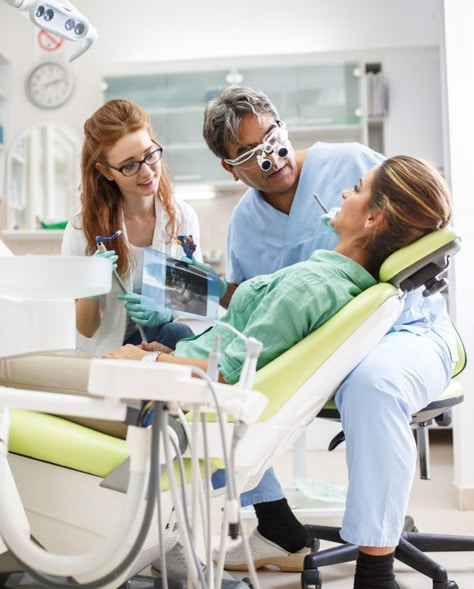 Dental Exams & Cleaning​ 1