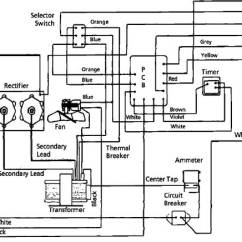 Century Welder Parts Diagram Dodge 318 Electronic Ignition Conversion 1jyu2 Dayton 60/250/130 Amp 6/12 Volt Battery Charger