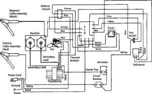 1JYU2 Dayton 60250130 Amp 612 Volt Battery Charger Parts