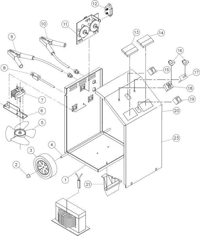 Jlg 2630es Scissor Lift Wiring Diagram