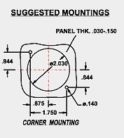 605204 Associated Ammeter 0-100 Amp Range W/ Boost