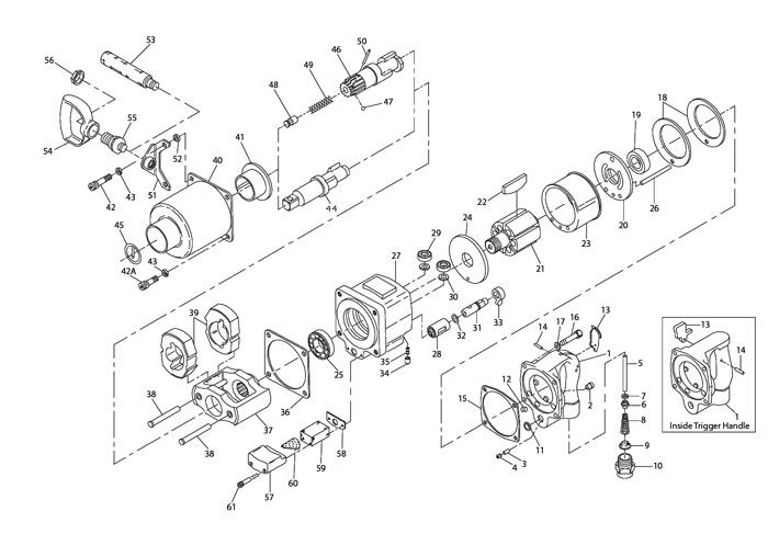 Air Tool: Ir Air Tool Parts