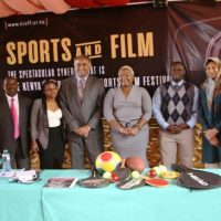 Entertainment: Kenya Will Be Hosting An International Sports Film Festival In November