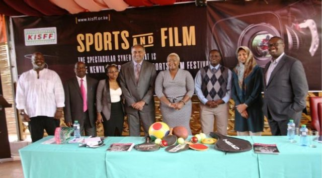 Image result for Kenya International Sports Film Festival