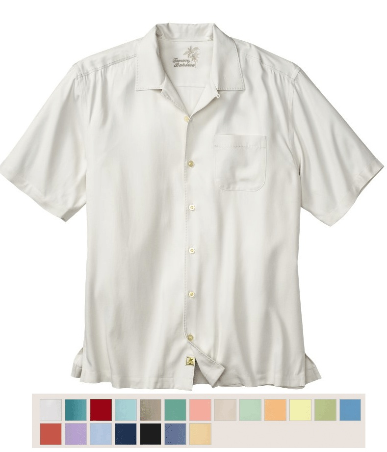 Official Tommy Bahama custom logo shirts  CEOgolfshop